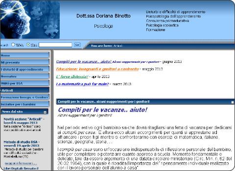 http://www.dorianabinotto.it/Articoli/tabid/473/Default.aspx