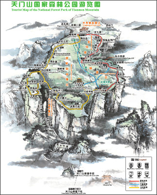 http://www.naturalarches.org/china/TianmenMountainMap.gif
