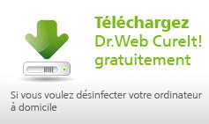 http://www.freedrweb.com/cureit/?lng=fr