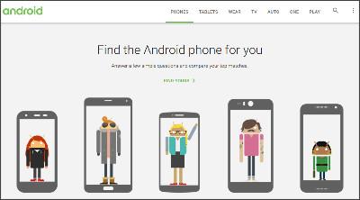 http://www.android.com/intl/en_us/phones/
