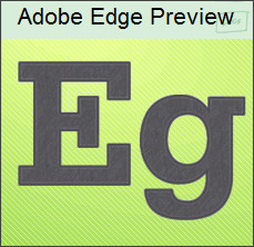 http://labs.adobe.com/technologies/edge/