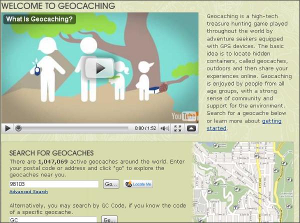 http://www.geocaching.com/