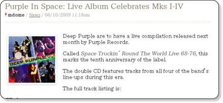 http://www.classicrockmagazine.com/news/purple-in-space-live-compilation-celebrates-mks-i-iv/