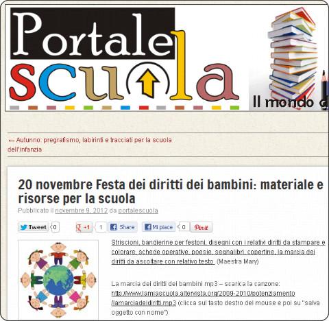 http://portalescuola.altervista.org/blog/20-novembre-festa-dei-diritti-dei-bambini-materiale-e-risorse-per-la-scuola/