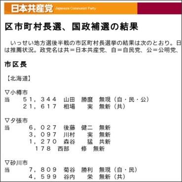 http://www.jcp.or.jp/tokusyu/2003senkyo/03_tihousen/0427_chou.html