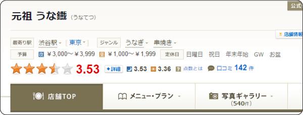 http://tabelog.com/tokyo/A1303/A130301/13012494/