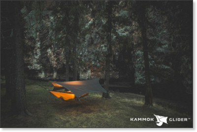 https://www.kickstarter.com/projects/kammok/kammok-glider-rain-tarp-and-weather-relief-shelter