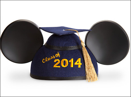 http://www.disneystore.com/mickey-mouse-graduation-ear-hat-2014/mp/1352331/1000292/