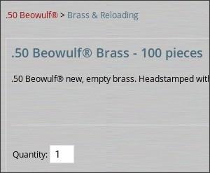 http://www.shopalexanderarms.com/Brass_Reloading-_50_Beowulf_Brass_-_100_pieces.html