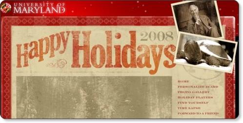 http://holidaygreeting.umd.edu/2008/