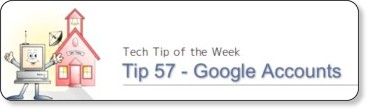 http://www.tammyworcester.com/TipOfWeek/TammyWTechTipOfWeek/Entries/2008/11/3_Tip_57_-_Google_Accounts.html