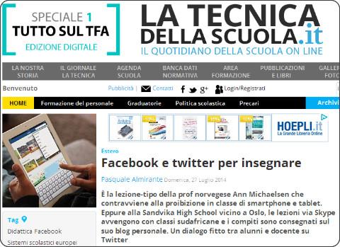 http://www.tecnicadellascuola.it/item/5170-facebook-e-twitter-per-insegnare.html