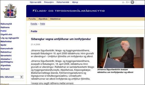 http://www.felagsmalaraduneyti.is/frettir/frettatilkynningar/nr/3769