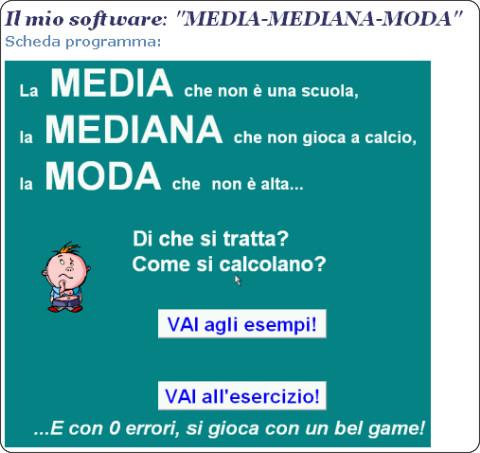 http://www.softwaredidatticofree.it/schedamedia.htm