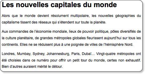 http://www.scienceshumaines.com/les-nouvelles-capitales-du-monde_fr_24583.html