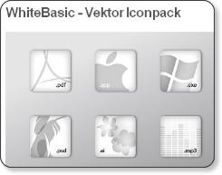 http://www.blog.tocki.de/2008-10-16/whitebasic-vektor-iconpack/