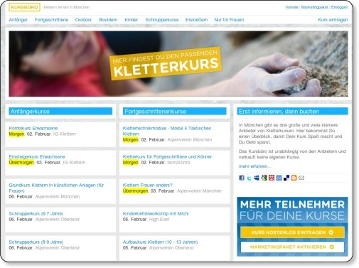 http://klettern.kurs-muenchen.de/