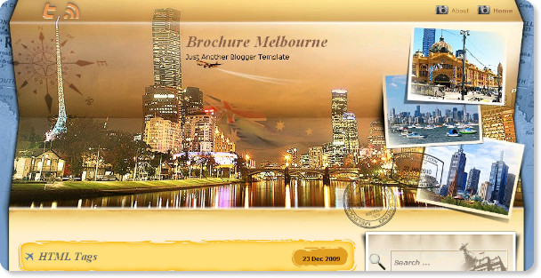 Best Australian Blogger Templates