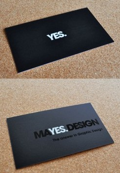http://creattica.com/business-cards/tom-mayes-design-business-card/21433