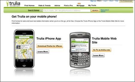 http://www.trulia.com/mobile