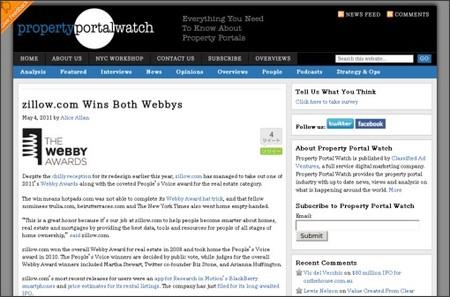 http://www1.propertyportalwatch.com/2011/05/zillow-com-wins-both-webbys/