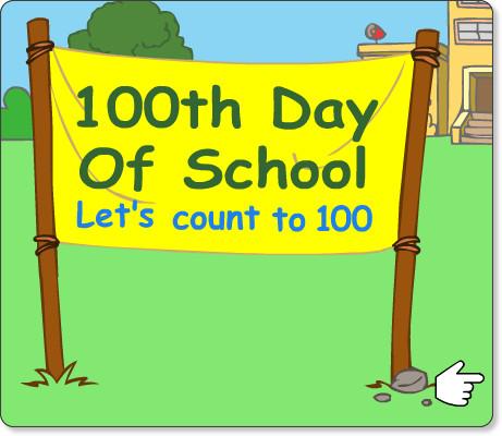 Preschool Education Arts & Crafts: 100th Day