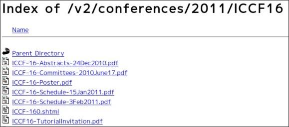 http://newenergytimes.com/v2/conferences/2011/ICCF16/