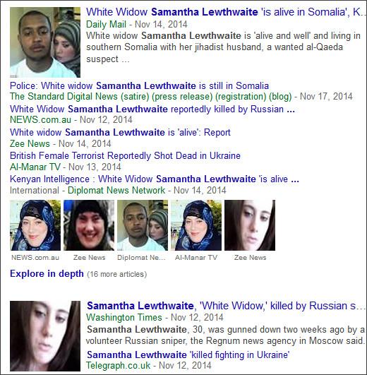 https://www.google.com/search?hl=en&gl=us&tbm=nws&authuser=0&q=Samantha+Lewthwaite&oq=Samantha+Lewthwaite&gs_l=news-cc.12..43j43i53.1725.1725.0.3047.1.1.0.0.0.0.107.107.0j1.1.0...0.0...1ac.2.bqw_HdxFnzs