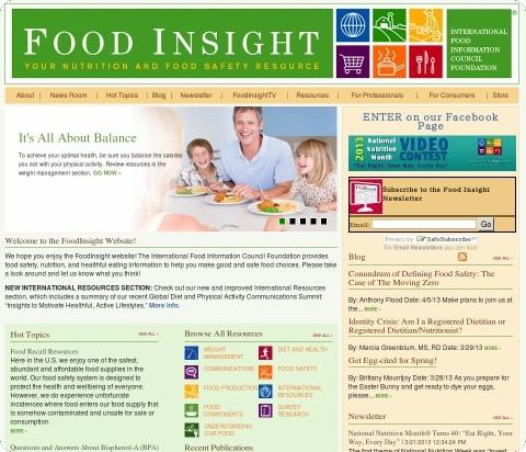 http://www.foodinsight.org/