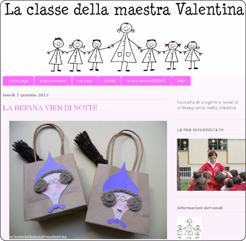 http://laclassedellamaestravalentina.blogspot.it/2012/01/la-befana-vien-di-notte.html