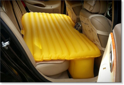 http://www.blessthisstuff.com/stuff/vehicles/cars/inflatable-car-air-mattress/