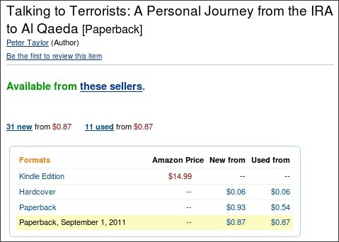 http://www.amazon.com/Talking-Terrorists-Enemy-Personal-Journey/dp/0007325533