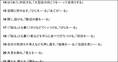 http://dictionary.goo.ne.jp/leaf/jn2/180264/m0u/%E8%B2%BC%E3%82%8B/