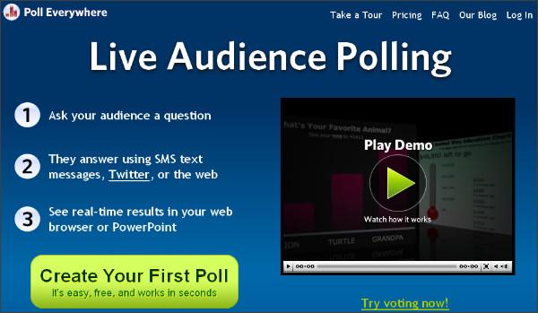 http://www.polleverywhere.com/