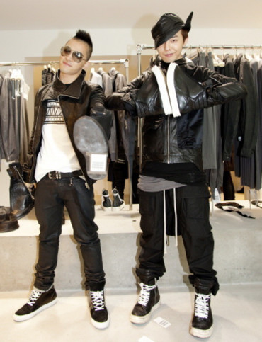 Rick Owens - G-Dragon's Favorite Clothing ...