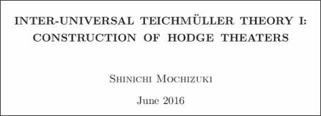 http://www.kurims.kyoto-u.ac.jp/~motizuki/Inter-universal%20Teichmuller%20Theory%20I.pdf