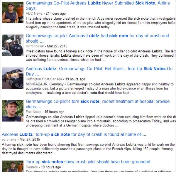 https://news.google.com/news/story?ncl=d13WGeKeM0nkkeMa3ec3NqrbmRD5M&q=lubitz+sick+note&lr=English&hl=en&sa=X&ei=v6sWVZKnFOS7mgWY64GoCg&ved=0CCsQqgIwAA