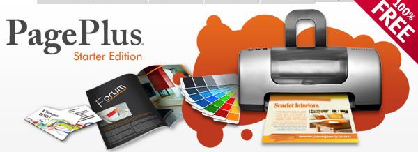 logiciel gratuit creation faire part mariage naissance ect pageplus starter edition 2011. Black Bedroom Furniture Sets. Home Design Ideas
