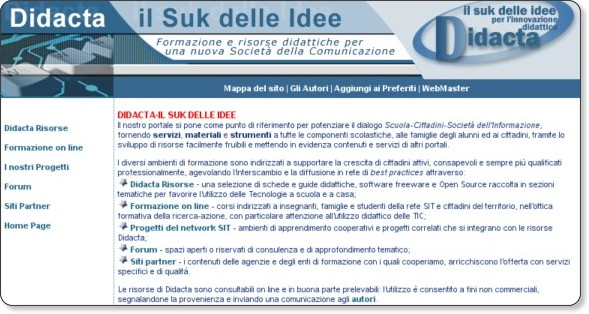 http://fc.retecivica.milano.it/rcmweb/tesoro/suk/didacta.htm