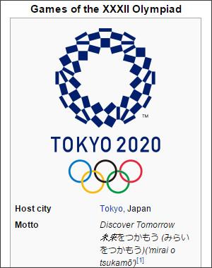 https://en.wikipedia.org/wiki/2020_Summer_Olympics