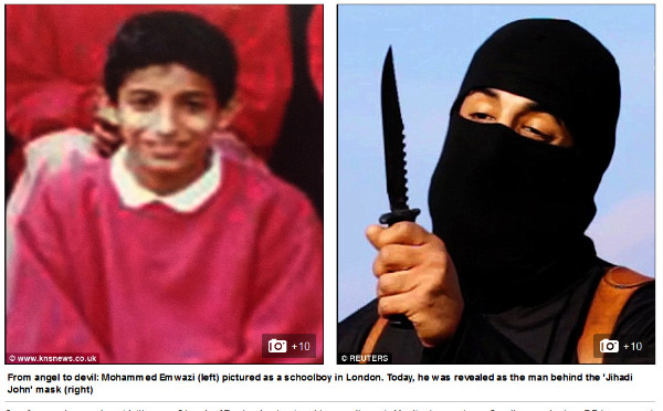 http://www.dailymail.co.uk/news/article-2971104/Angelic-schoolboy-turned-reviled-executioner-Jihadi-John-s-descent-polite-west-London-pupil-bloodthirsty-killer-revels-brutality.html?ito=social-facebook