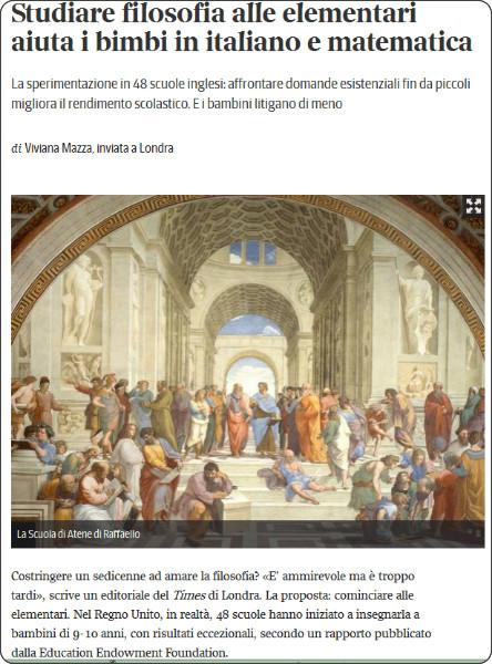 http://www.corriere.it/scuola/primaria/15_luglio_10/filosofia-elementari-bambini-scuole-inglesi-e488697e-2706-11e5-b94a-8cedf57f8ffd.shtml