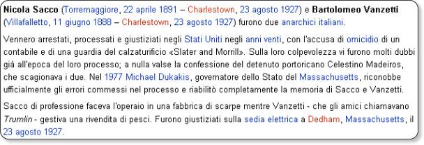 http://it.wikipedia.org/wiki/Bartolomeo_Vanzetti
