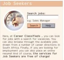 http://www.careerclassifieds.co.za/