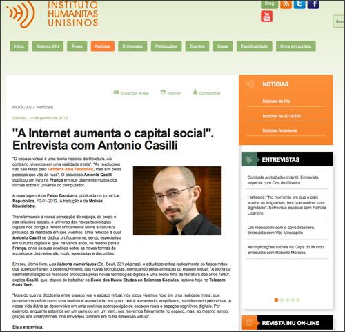 http://www.ihu.unisinos.br/noticias/505711-a-internet-aumenta-o-capital-social-entrevista-com-antonio-casilli