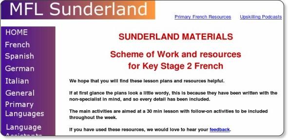 http://www.sunderlandschools.org/mfl-sunderland/resources-pr-fr-newsunderlandmaterials.htm
