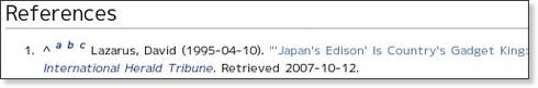http://en.wikipedia.org/wiki/Yoshiro_Nakamatsu