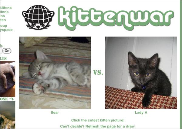 http://kittenwar.com/