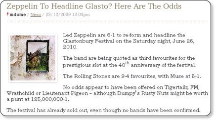 http://www.classicrockmagazine.com/news/zeppelin-to-headline-glasto-here-are-the-odds/