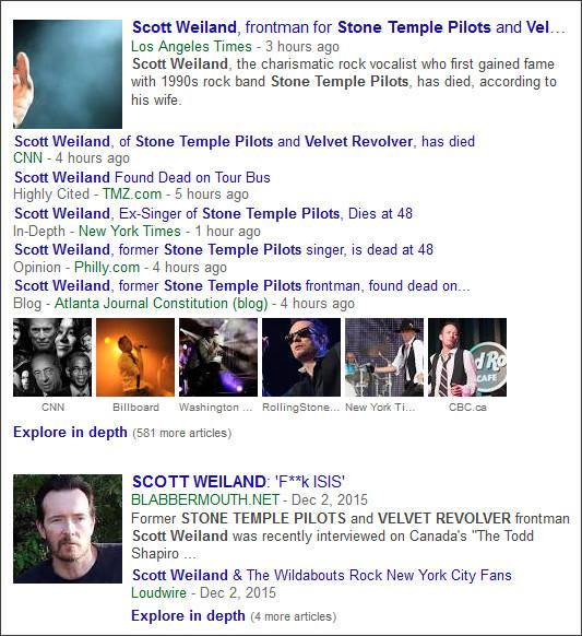 https://www.google.com/search?hl=en&gl=us&tbm=nws&authuser=0&q=+Scott+Weiland&oq=+Scott+Weiland&gs_l=news-cc.12..43j0l8j43i53.385562.385562.0.386589.1.1.0.0.0.0.344.344.3-1.1.0...0.0...1ac.2.O_P0B5pdiwU#hl=en&gl=us&authuser=0&tbm=nws&q=Scott+Weiland+Stone+Temple+Pilots%E3%80%80Velvet+Revolver